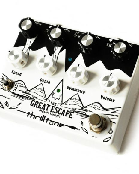 Thrilltone Analog Guitar Effects Made In France